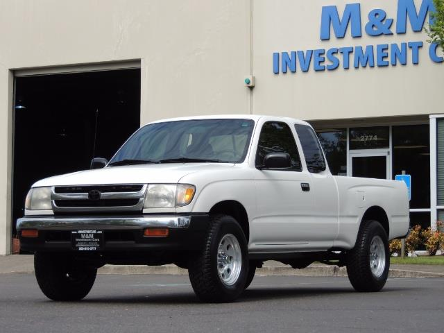 1999 Toyota Tacoma Extended Cab Automatic 2WD  Clean Title 159k Miles - Photo 36 - Portland, OR 97217