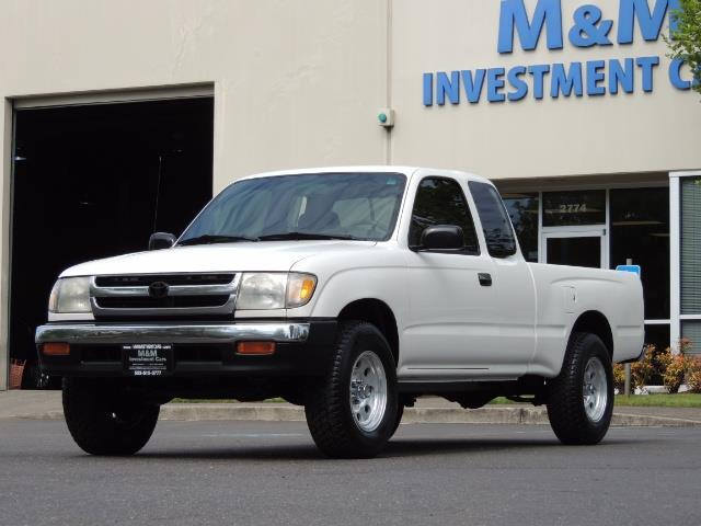 1999 Toyota Tacoma Extended Cab Automatic 2WD  Clean Title 159k Miles - Photo 1 - Portland, OR 97217