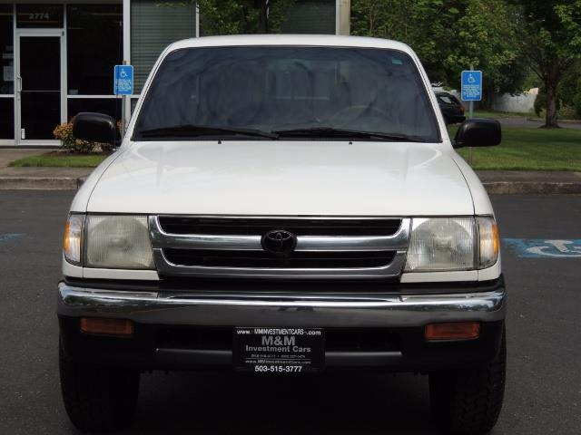 1999 Toyota Tacoma Extended Cab Automatic 2WD  Clean Title 159k Miles - Photo 5 - Portland, OR 97217
