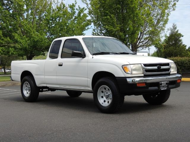 1999 Toyota Tacoma Extended Cab Automatic 2WD  Clean Title 159k Miles - Photo 2 - Portland, OR 97217