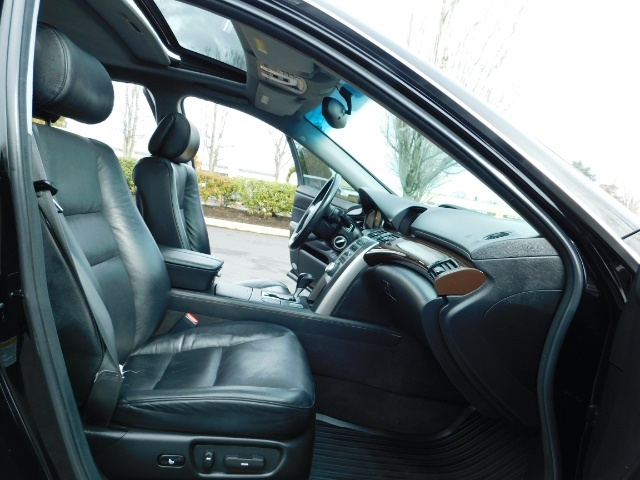 2008 Acura RL SH-AWD w/CMBS w/Pax Tires / Leather / Htd Seats - Photo 17 - Portland, OR 97217