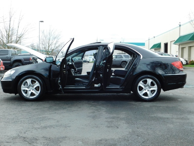 2008 Acura RL SH-AWD w/CMBS w/Pax Tires / Leather / Htd Seats - Photo 26 - Portland, OR 97217