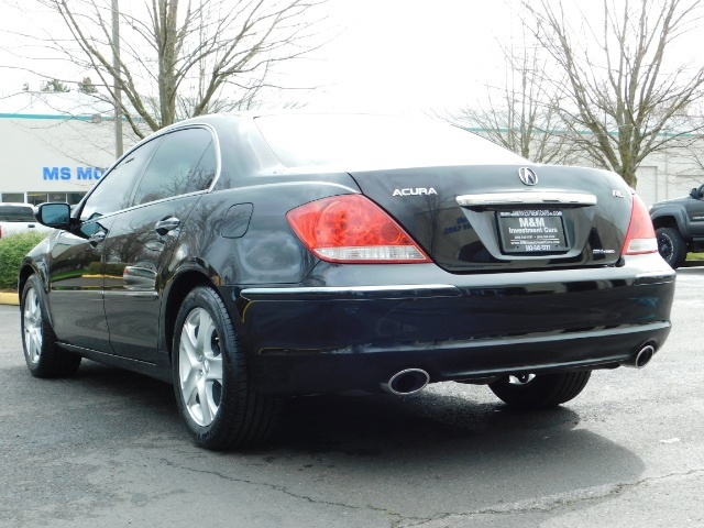 2008 Acura RL SH-AWD w/CMBS w/Pax Tires / Leather / Htd Seats - Photo 7 - Portland, OR 97217