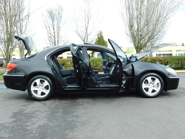 2008 Acura RL SH-AWD w/CMBS w/Pax Tires / Leather / Htd Seats - Photo 35 - Portland, OR 97217