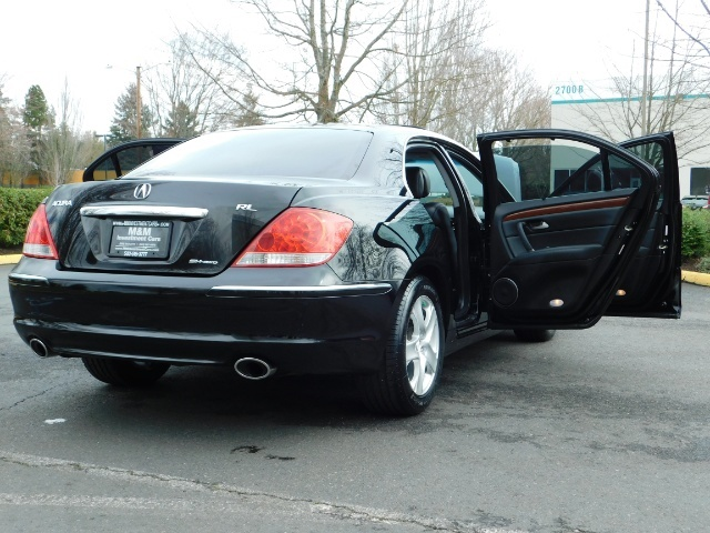 2008 Acura RL SH-AWD w/CMBS w/Pax Tires / Leather / Htd Seats - Photo 29 - Portland, OR 97217