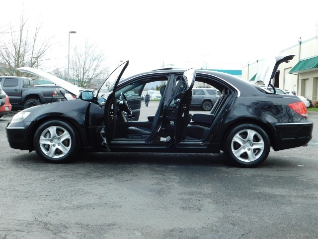 2008 Acura RL SH-AWD w/CMBS w/Pax Tires / Leather / Htd Seats - Photo 30 - Portland, OR 97217