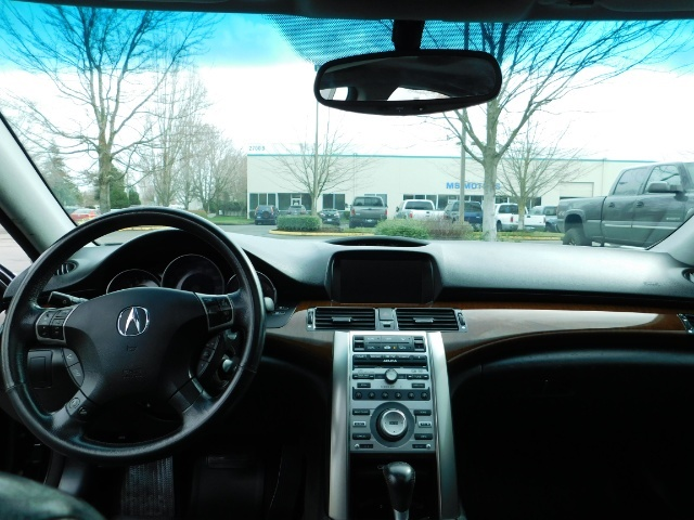 2008 Acura RL SH-AWD w/CMBS w/Pax Tires / Leather / Htd Seats - Photo 40 - Portland, OR 97217