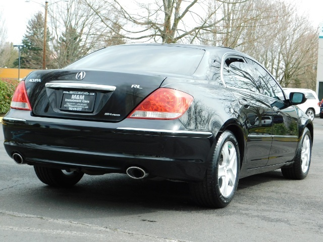 2008 Acura RL SH-AWD w/CMBS w/Pax Tires / Leather / Htd Seats - Photo 8 - Portland, OR 97217