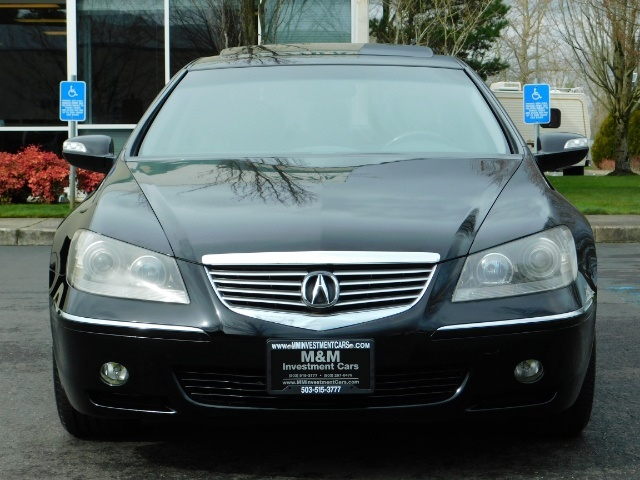 2008 Acura RL SH-AWD w/CMBS w/Pax Tires / Leather / Htd Seats - Photo 5 - Portland, OR 97217