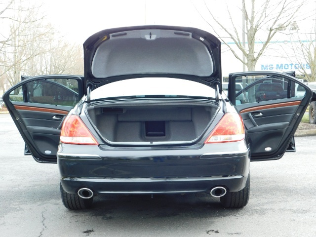 2008 Acura RL SH-AWD w/CMBS w/Pax Tires / Leather / Htd Seats - Photo 32 - Portland, OR 97217