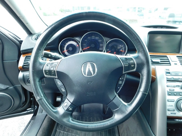 2008 Acura RL SH-AWD w/CMBS w/Pax Tires / Leather / Htd Seats - Photo 22 - Portland, OR 97217