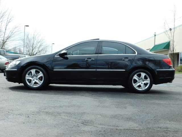 2008 Acura RL SH-AWD w/CMBS w/Pax Tires / Leather / Htd Seats - Photo 3 - Portland, OR 97217