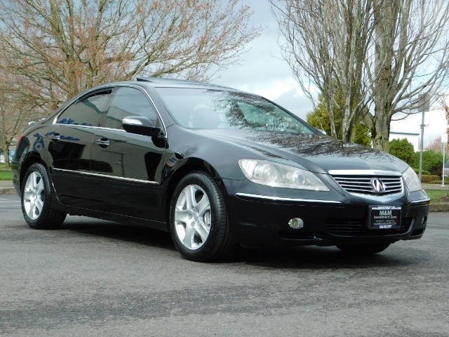 2008 Acura RL SH-AWD w/CMBS w/Pax Tires / Leather / Htd Seats - Photo 2 - Portland, OR 97217