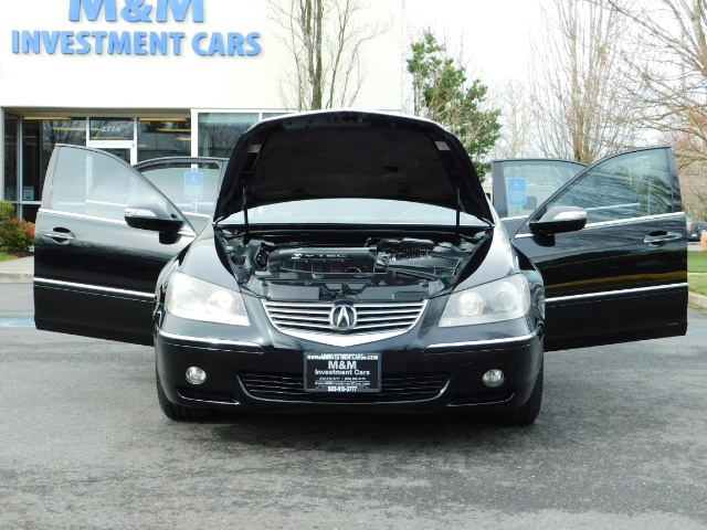 2008 Acura RL SH-AWD w/CMBS w/Pax Tires / Leather / Htd Seats - Photo 37 - Portland, OR 97217