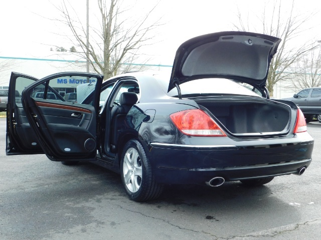 2008 Acura RL SH-AWD w/CMBS w/Pax Tires / Leather / Htd Seats - Photo 31 - Portland, OR 97217