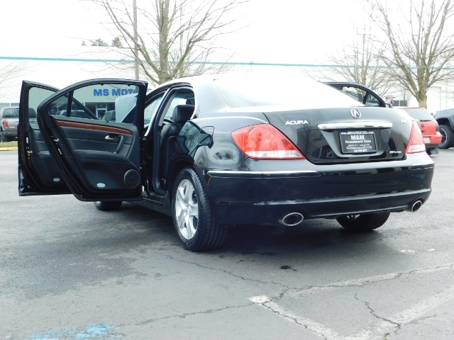 2008 Acura RL SH-AWD w/CMBS w/Pax Tires / Leather / Htd Seats - Photo 27 - Portland, OR 97217