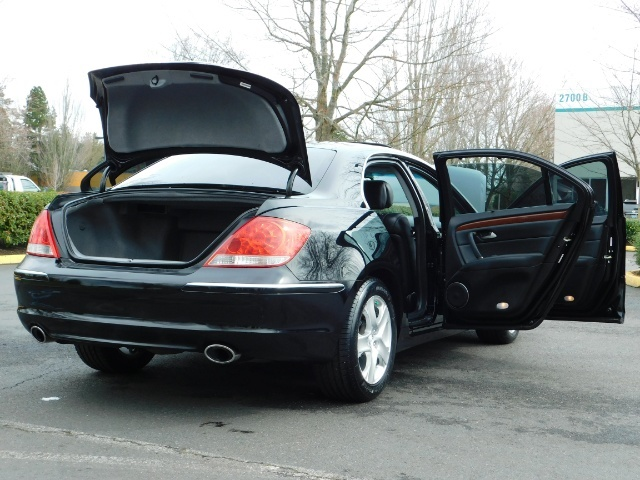 2008 Acura RL SH-AWD w/CMBS w/Pax Tires / Leather / Htd Seats - Photo 34 - Portland, OR 97217