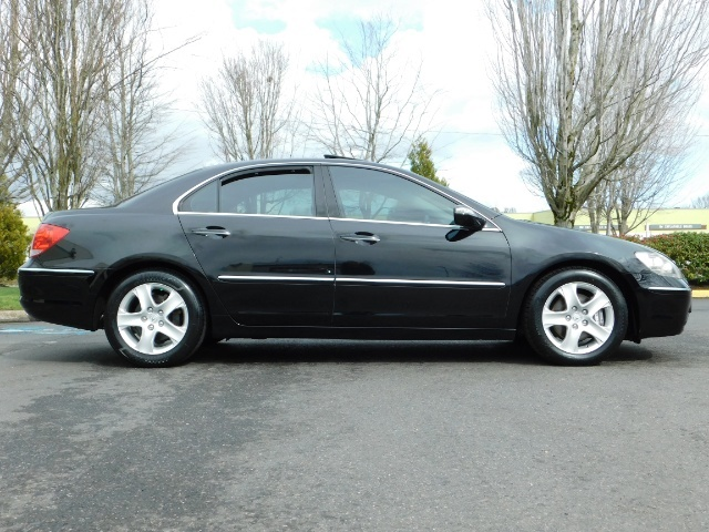 2008 Acura RL SH-AWD w/CMBS w/Pax Tires / Leather / Htd Seats - Photo 4 - Portland, OR 97217