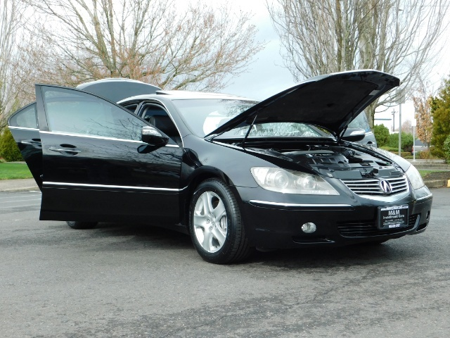 2008 Acura RL SH-AWD w/CMBS w/Pax Tires / Leather / Htd Seats - Photo 36 - Portland, OR 97217