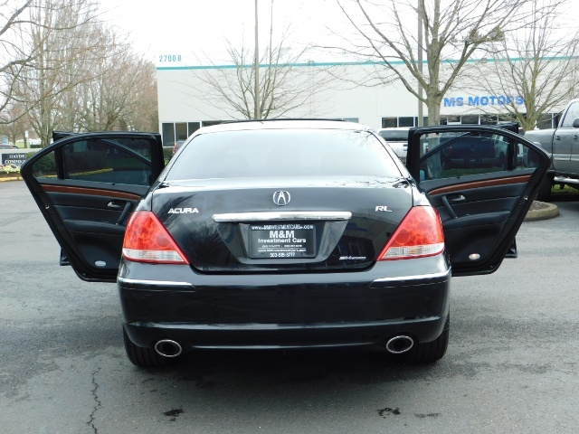 2008 Acura RL SH-AWD w/CMBS w/Pax Tires / Leather / Htd Seats - Photo 28 - Portland, OR 97217