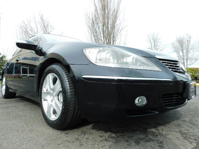 2008 Acura RL SH-AWD w/CMBS w/Pax Tires / Leather / Htd Seats - Photo 10 - Portland, OR 97217
