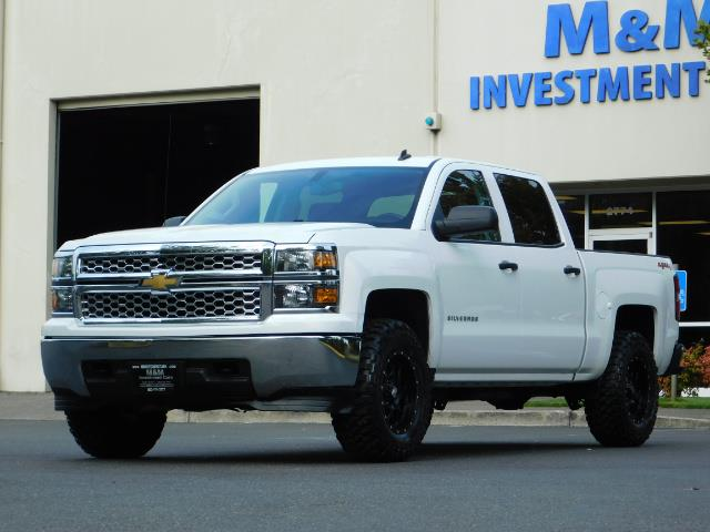 2014 Chevrolet Silverado 1500 LT / Crew Cab / 4X4 / LIFTED / NEW WHEELS & TIRES - Photo 43 - Portland, OR 97217