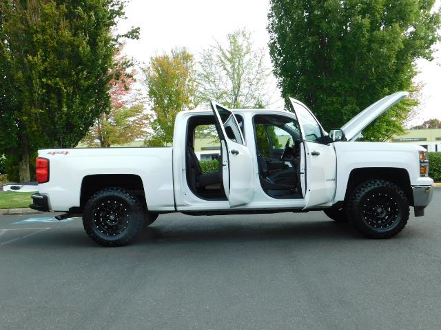 2014 Chevrolet Silverado 1500 LT / Crew Cab / 4X4 / LIFTED / NEW WHEELS & TIRES - Photo 30 - Portland, OR 97217