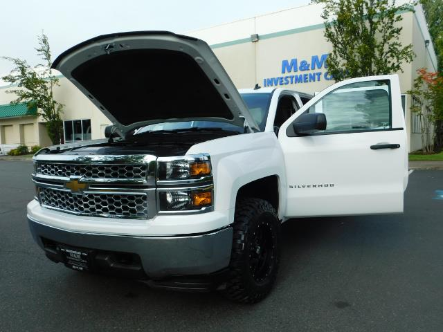 2014 Chevrolet Silverado 1500 LT / Crew Cab / 4X4 / LIFTED / NEW WHEELS & TIRES - Photo 25 - Portland, OR 97217