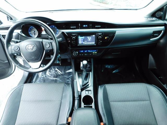 2015 Toyota Corolla S Plus SPORT SEDAN / 6-Speed CVT / FULLY LOADED - Photo 18 - Portland, OR 97217