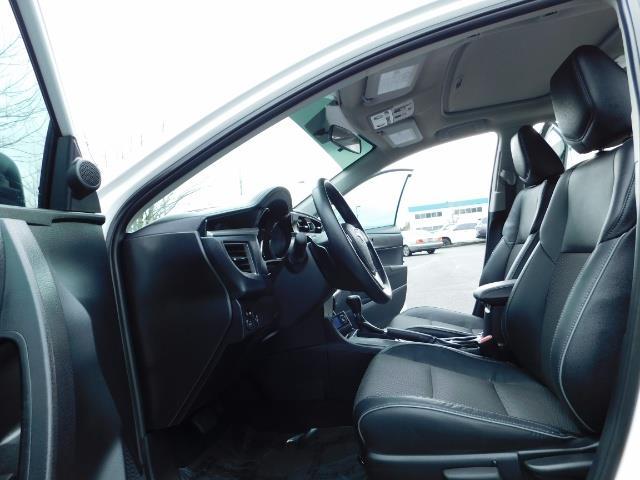 2015 Toyota Corolla S Plus SPORT SEDAN / 6-Speed CVT / FULLY LOADED - Photo 14 - Portland, OR 97217