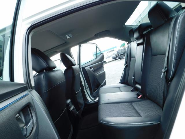 2015 Toyota Corolla S Plus SPORT SEDAN / 6-Speed CVT / FULLY LOADED - Photo 15 - Portland, OR 97217