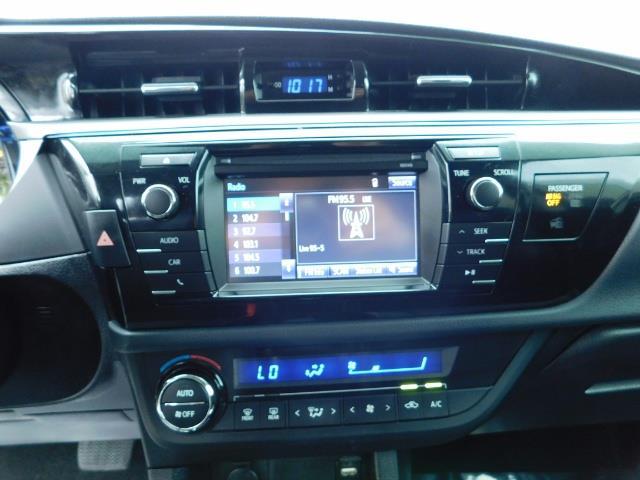 2015 Toyota Corolla S Plus SPORT SEDAN / 6-Speed CVT / FULLY LOADED - Photo 19 - Portland, OR 97217