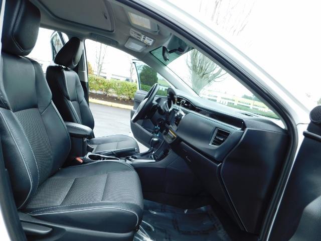 2015 Toyota Corolla S Plus SPORT SEDAN / 6-Speed CVT / FULLY LOADED - Photo 17 - Portland, OR 97217
