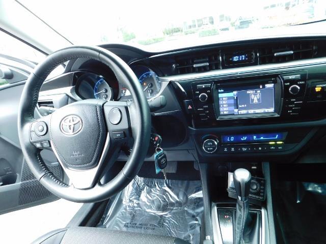 2015 Toyota Corolla S Plus SPORT SEDAN / 6-Speed CVT / FULLY LOADED - Photo 36 - Portland, OR 97217