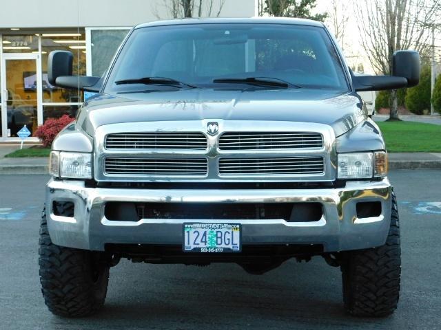 2002 Dodge Ram 2500 SLT Plus 4dr / 4X4 / 5.9L Cummins Diesel / LIFTED - Photo 5 - Portland, OR 97217