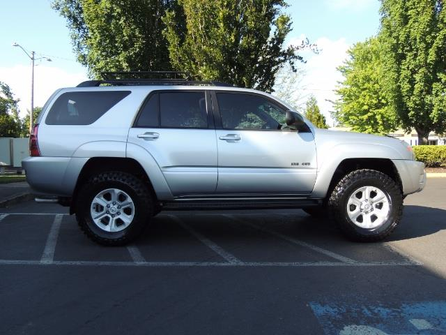 """2004 Toyota 4Runner SR5 6Cyl 4WD 2-Owner Third Row Seats LIFTED 33 """"Mud - Photo 3 - Portland, OR 97217"""