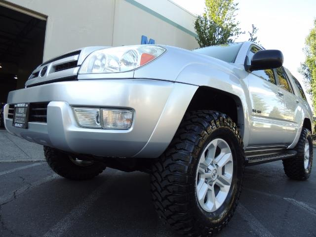 """2004 Toyota 4Runner SR5 6Cyl 4WD 2-Owner Third Row Seats LIFTED 33 """"Mud - Photo 22 - Portland, OR 97217"""