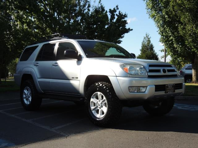 """2004 Toyota 4Runner SR5 6Cyl 4WD 2-Owner Third Row Seats LIFTED 33 """"Mud - Photo 2 - Portland, OR 97217"""