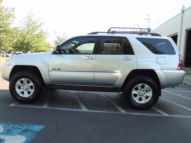 """2004 Toyota 4Runner SR5 6Cyl 4WD 2-Owner Third Row Seats LIFTED 33 """"Mud - Photo 4 - Portland, OR 97217"""