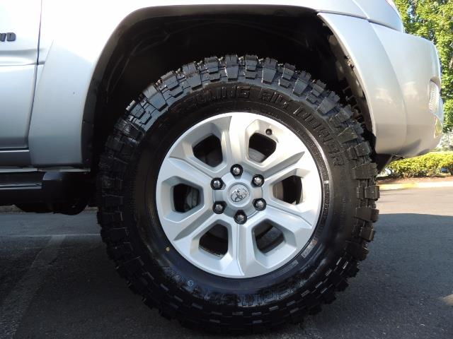 """2004 Toyota 4Runner SR5 6Cyl 4WD 2-Owner Third Row Seats LIFTED 33 """"Mud - Photo 40 - Portland, OR 97217"""