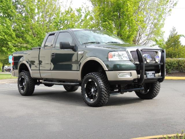 2004 Ford F-150 Lariat 4dr SuperCab Lariat /Navi/ MoonRoof /LIFTED - Photo 2 - Portland, OR 97217