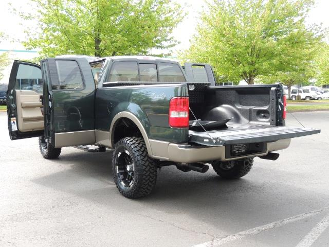 2004 Ford F-150 Lariat 4dr SuperCab Lariat /Navi/ MoonRoof /LIFTED - Photo 26 - Portland, OR 97217
