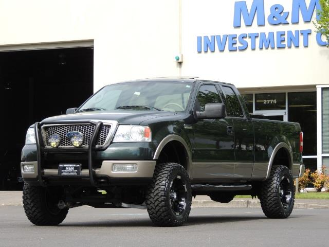 2004 Ford F-150 Lariat 4dr SuperCab Lariat /Navi/ MoonRoof /LIFTED - Photo 47 - Portland, OR 97217