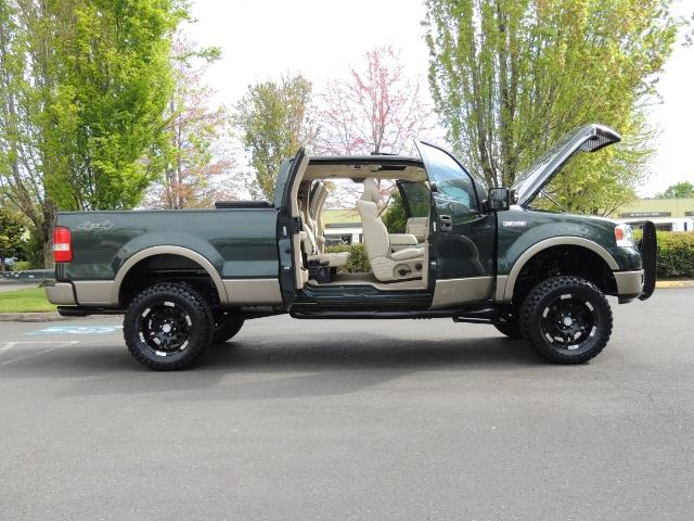 2004 Ford F-150 Lariat 4dr SuperCab Lariat /Navi/ MoonRoof /LIFTED - Photo 10 - Portland, OR 97217
