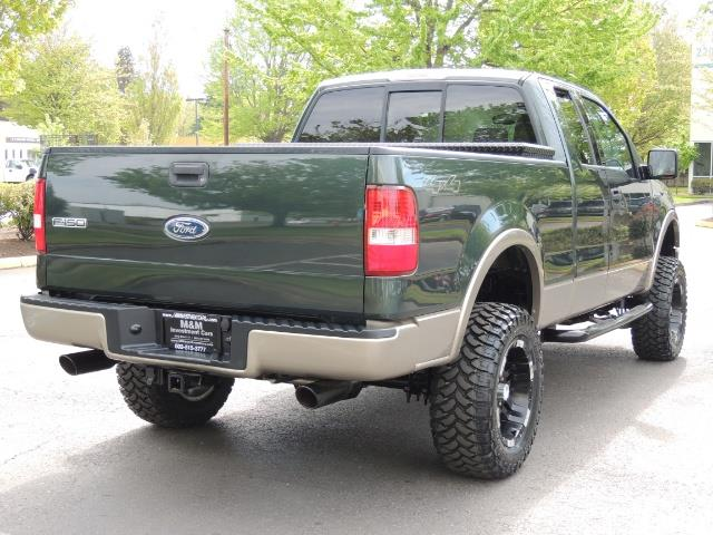 2004 Ford F-150 Lariat 4dr SuperCab Lariat /Navi/ MoonRoof /LIFTED - Photo 8 - Portland, OR 97217