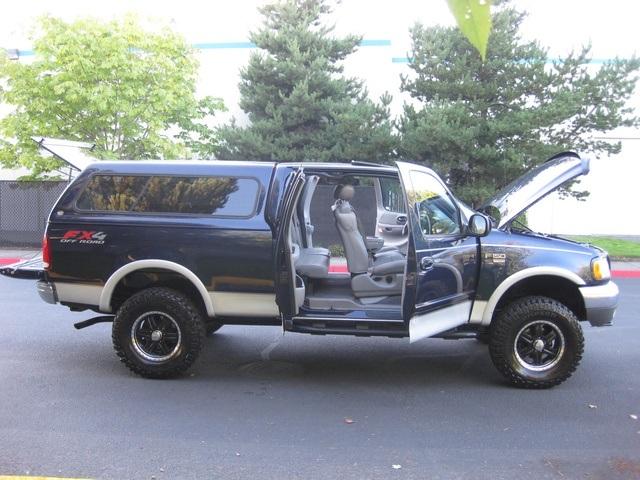 2002 ford f150 fx4 wheels