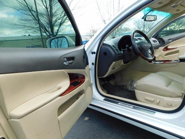 2009 Lexus GS 350 AWD / NAVi CAM / HEATED + COOLED LEATHER SEATS - Photo 13 - Portland, OR 97217