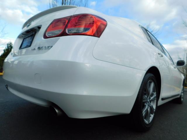 2009 Lexus GS 350 AWD / NAVi CAM / HEATED + COOLED LEATHER SEATS - Photo 12 - Portland, OR 97217