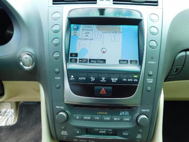 2009 Lexus GS 350 AWD / NAVi CAM / HEATED + COOLED LEATHER SEATS - Photo 18 - Portland, OR 97217