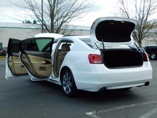 2009 Lexus GS 350 AWD / NAVi CAM / HEATED + COOLED LEATHER SEATS - Photo 25 - Portland, OR 97217